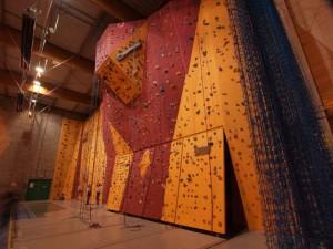 Mur de la salle de la Tamise